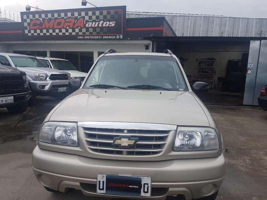 Chevrolet Grand Vitara 2013 - 79000 km