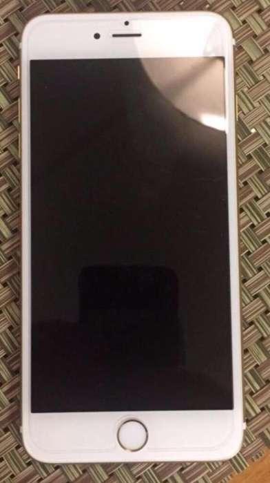 iPhone 6Plus Gold 128Gb Negociable