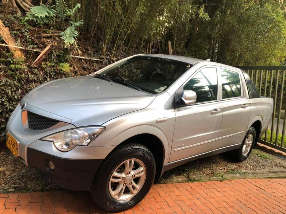 Ssangyong Actyon 2009 - 105700 km