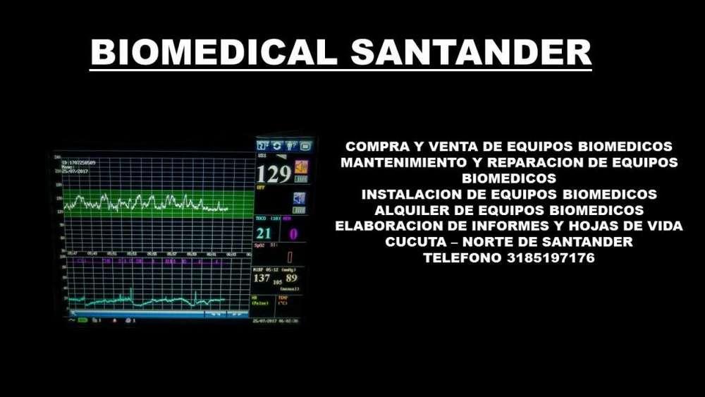 BIOMEDICAL SANTANDER