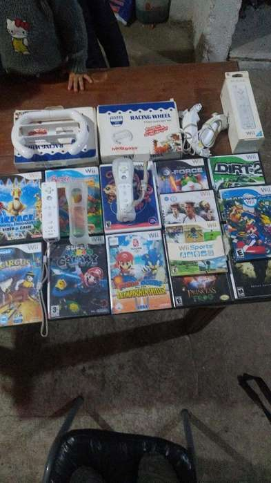 Accesorios para La Nintendo Wii
