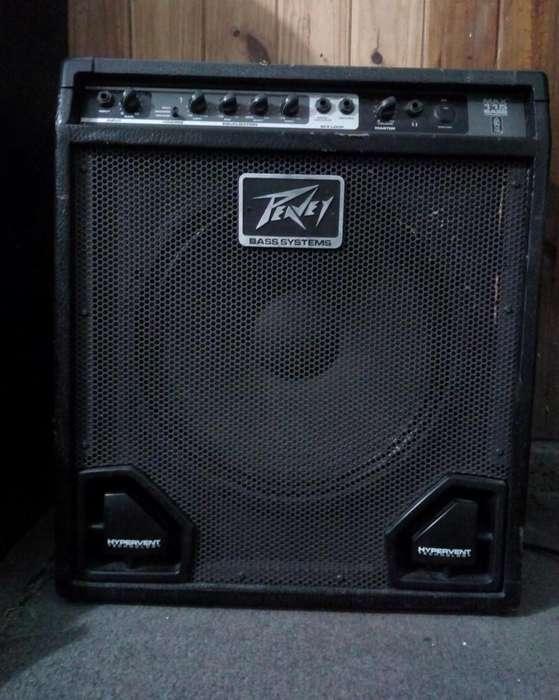 Amplificador Peavey Bass 115 max