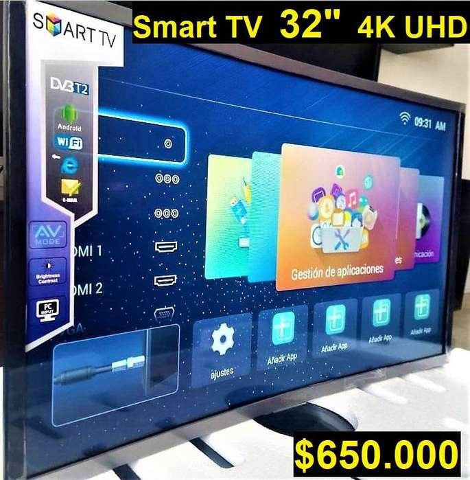 <strong>televisor</strong>es SMART TV CURVOS NUEVOS 32