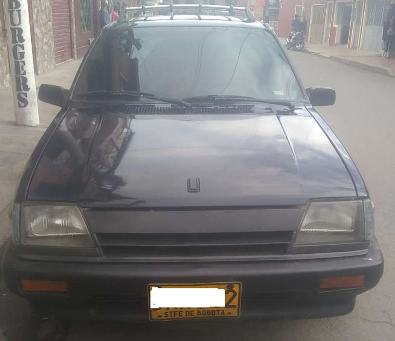 Chevrolet Sprint 1999 - 138000 km