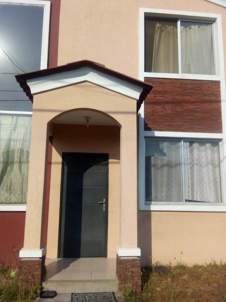 Se vende casa de dos dormitorios en Villa Italia modelo Marianella