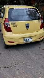 Taxi Hyundai I10 2013 Único Dueño