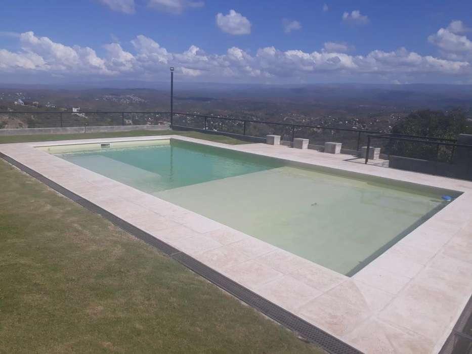 ls54 - Departamento para 2 a 4 personas con pileta y cochera en Villa Carlos Paz