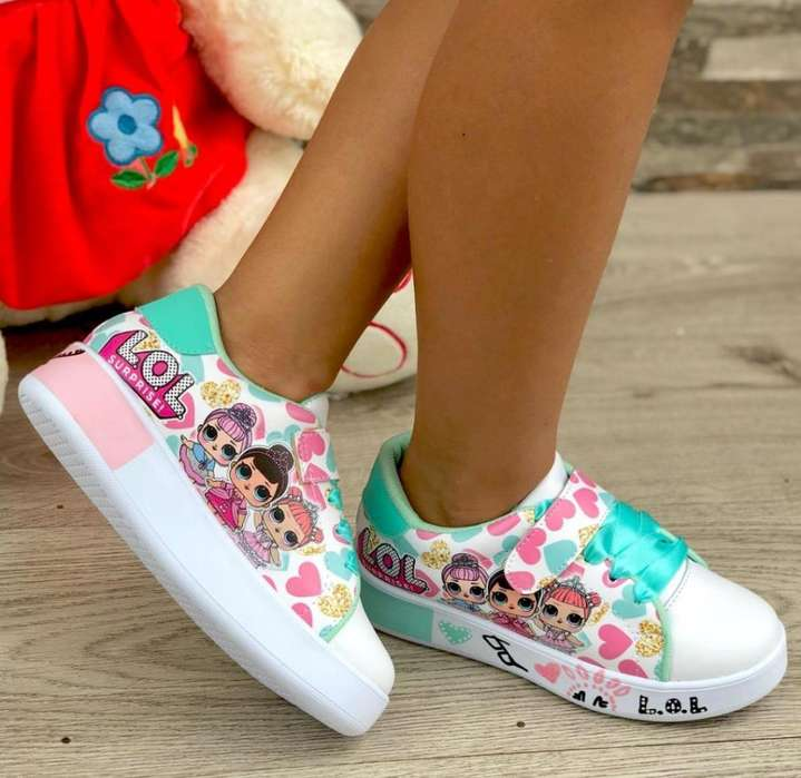 Zapatos Lol de Nena Bog