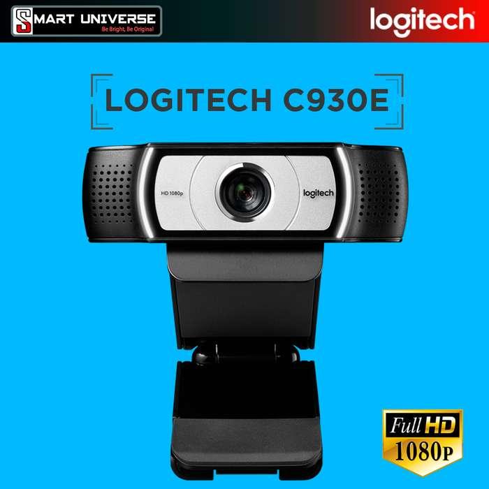 Camara Web Logitech C930e Hd 1080p Empresarial