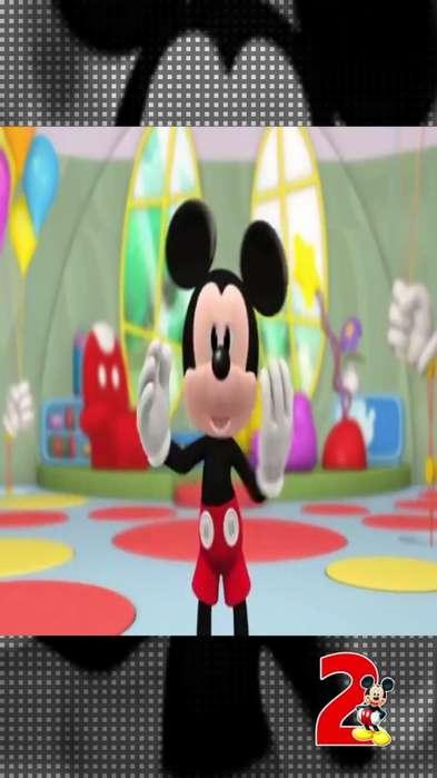 Video Invitacin en video cumpleaos Mickey Mouse fiestas infantiles