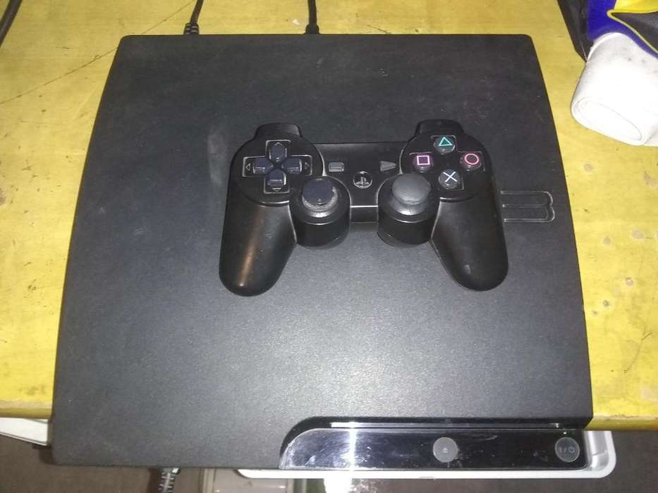 Playstation 3 Seminueva