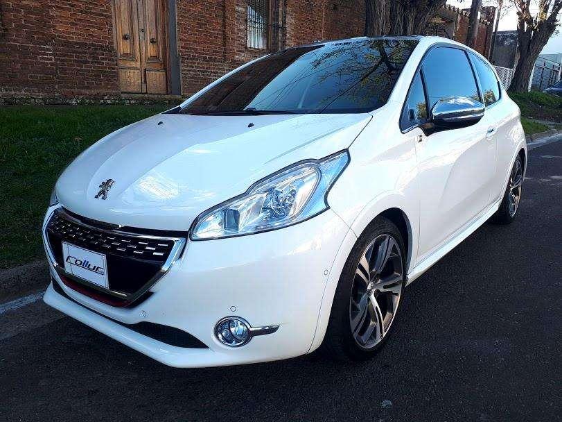 Peugeot 208 2014 - 46800 km
