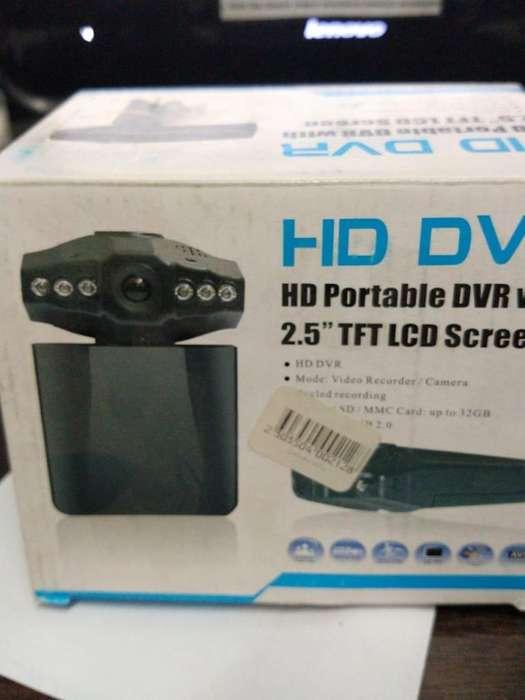 Camara De Video Auto Hd Dvr Portable 2.5 Tft-lcd