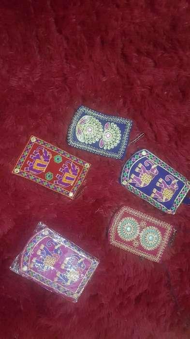 Porta Celular con Monedero Indu
