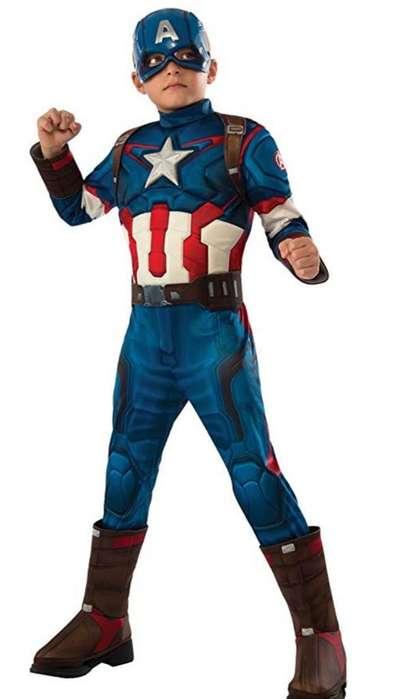 Se Vende Disfraz Capitan America Marvel