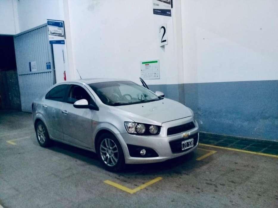 Chevrolet Sonic 2013 - 41371 km