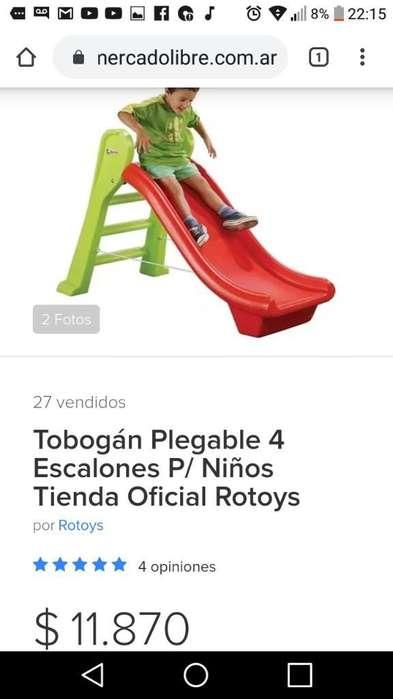 Tobogan Rotoys