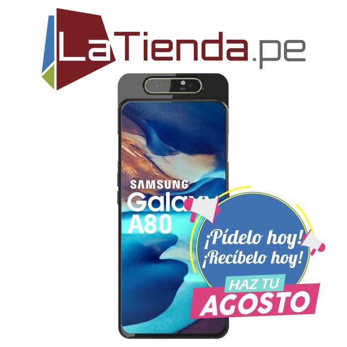 Samsung Galaxy A80 - Pantalla de 6.7
