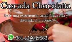 Cascada de Chocolate Profesional