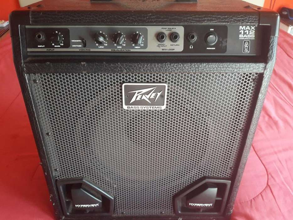 Parlante Peavy Bass 112