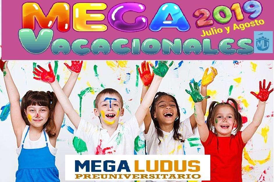 ¡¡¡¡CURSOS MEGA VACACIONALES!!!! JULIO Y AGOSTO // NIÑOS Y JÓVENES//