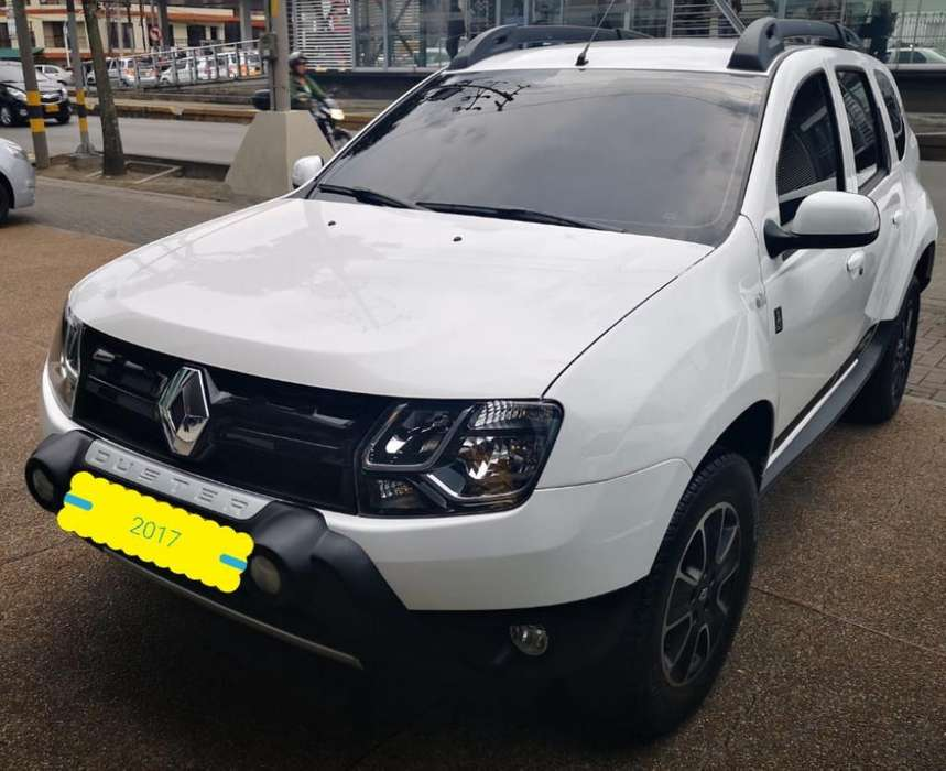 Renault Duster 2017 - 42000 km