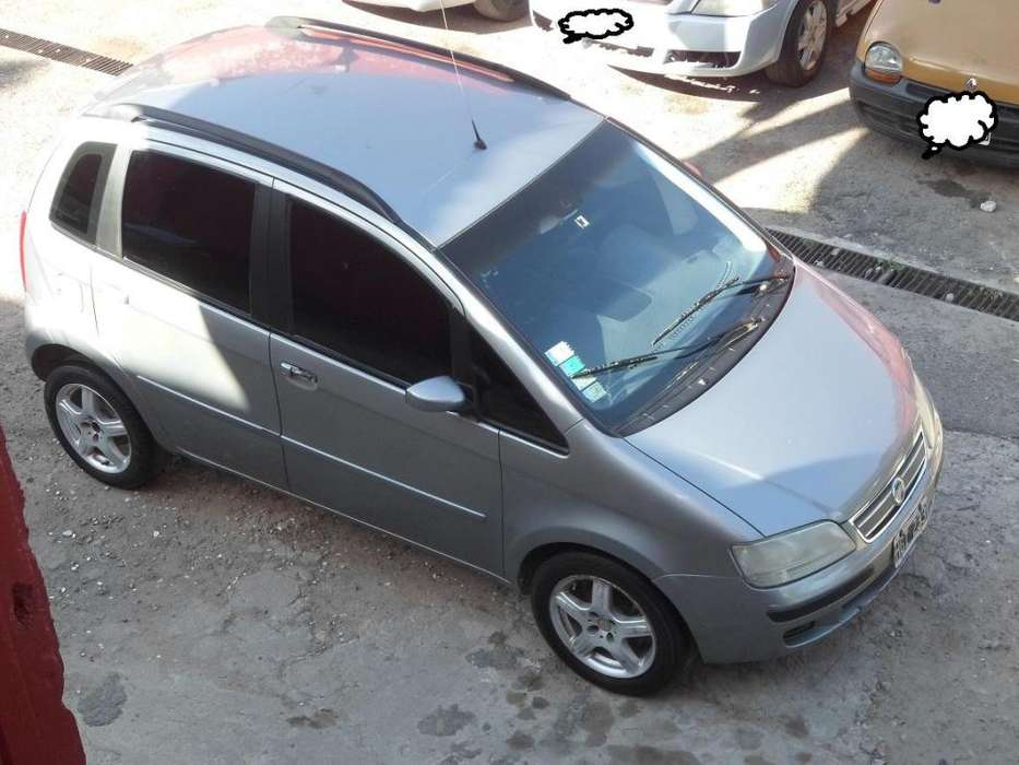 Fiat Idea 2008 - 125000 km