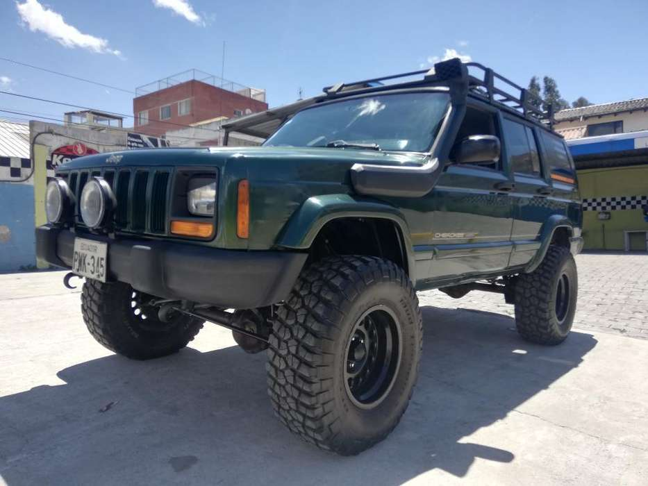 <strong>jeep</strong> Cherokee 1999 - 360000 km