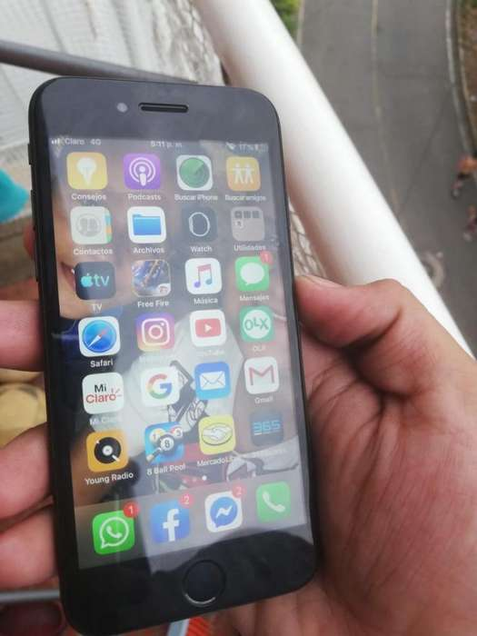 Se Vende iPhone 7