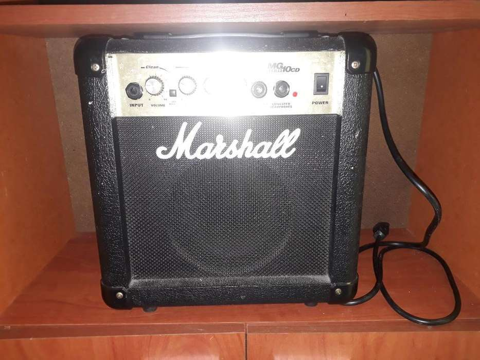 Amplificador Marshall Mg10cd Series