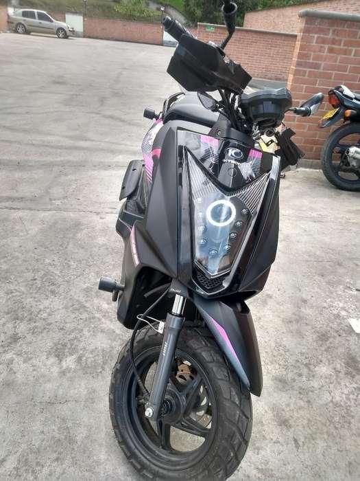 Vendo Moto Agility Digital 125 Modelo 20