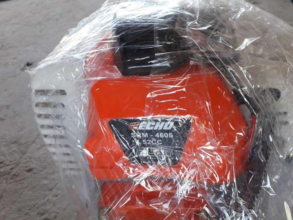 Vendo Maquina Nueva Echo Completo 4605