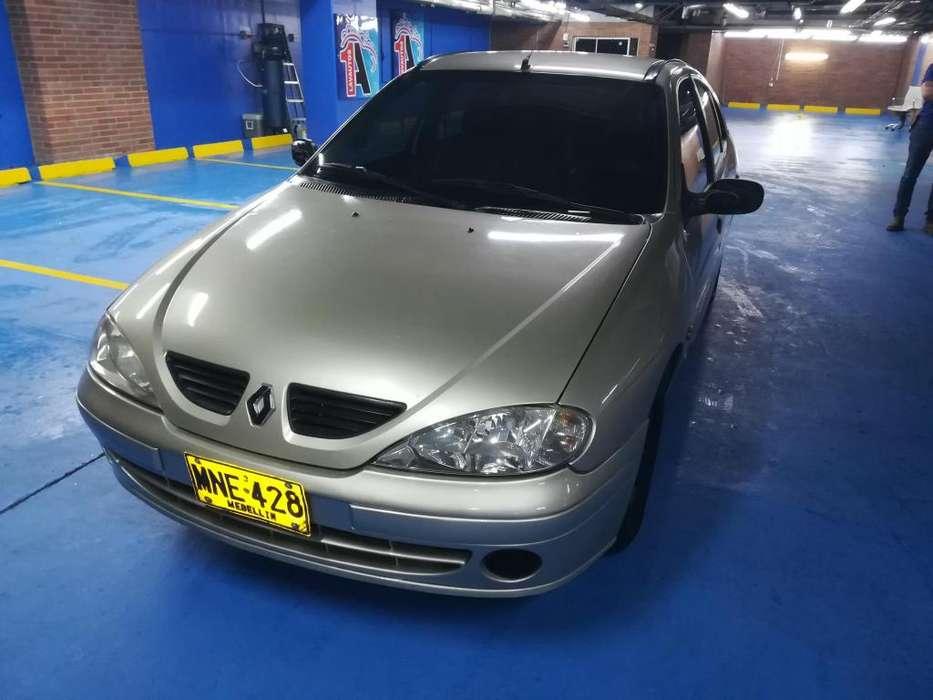 Renault Megane  2006 - 154000 km
