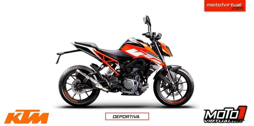 KTM DUKE 250. <strong>nueva</strong> ES <strong>nueva</strong>!!! CRÉDITO FÁCIL!