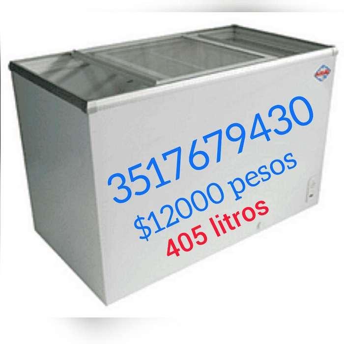 Vendo Freezer 405 Litros 3517679430