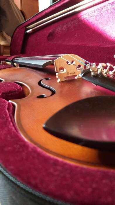 Violin Stradella 1413 Estuche Accesorios