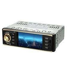 radio de auto con pantalla mirror link y bluetooth camara de retro