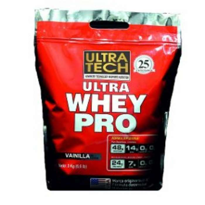 Whey Protein Ultra Tech 3kl