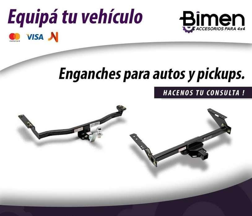 ENGANCHES,ACCESORIOS 4X4 , PORTA EQUIPAJES Y TODO PARA TU <strong>vehiculo</strong>