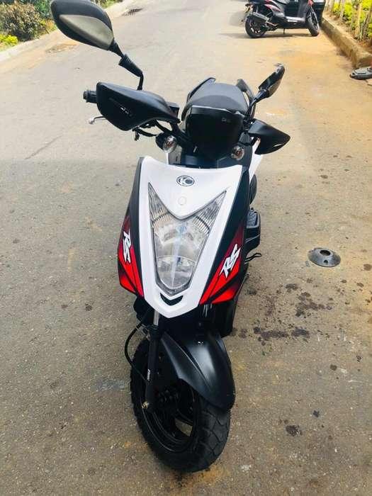 moto agility modelo 2013