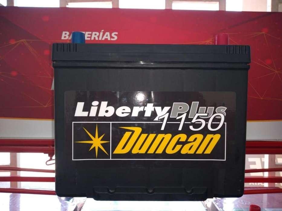 Batería para carro Duncan 550 amperios