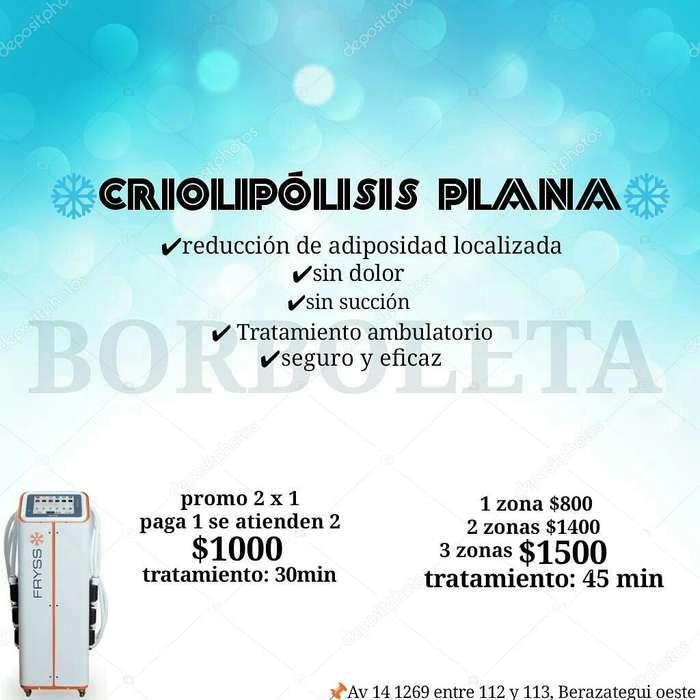 Promocion Criolipólisis