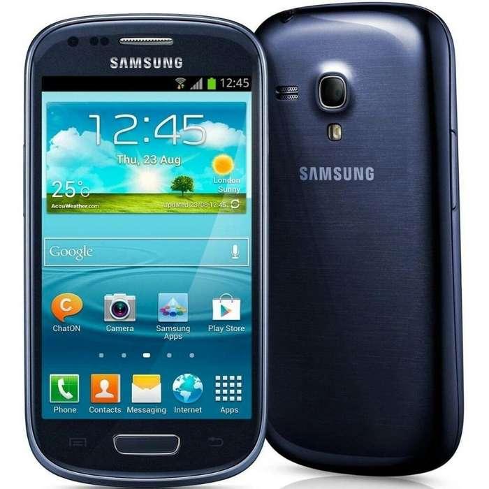 Celular S3 Mini en Muy Buen Estado