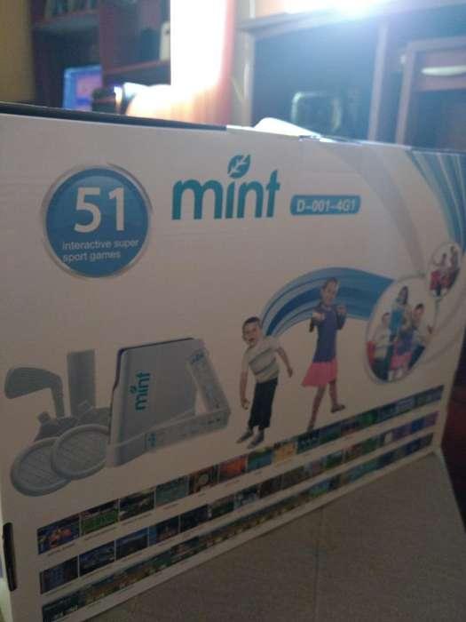 Consola Mint Games