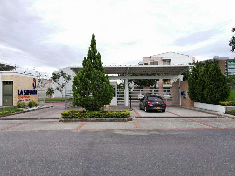 <strong>casa</strong> En Arriendo En Ibague Condominio La Samaria Cod. ABPAI11407