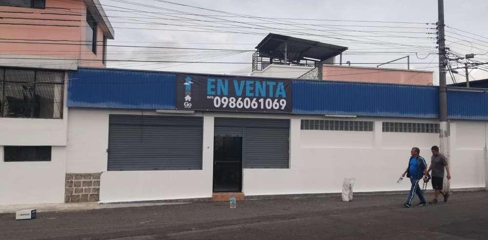 Casa Comercial Sector Rumiñahui