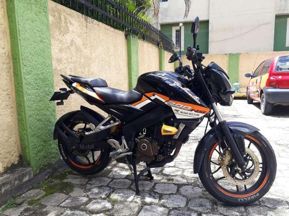 Venta Moto Pulsarmania Ns 200