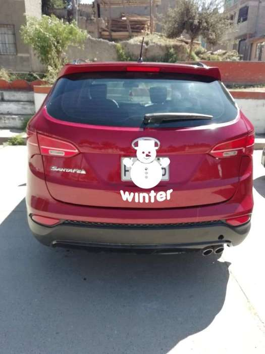 Hyundai New Santa Fe 2013 - 67000 km