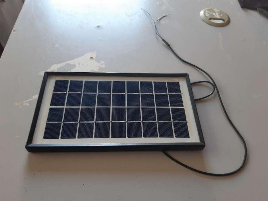 Panel Solar de 9 Voltios