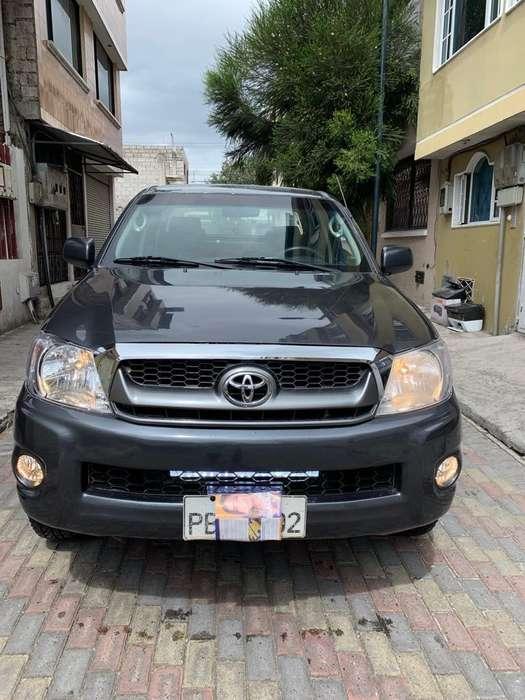 Toyota Hilux 2010 - 161000 km